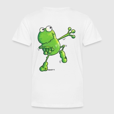 Green Power - Rana - Dibujos - Camiseta premium niño