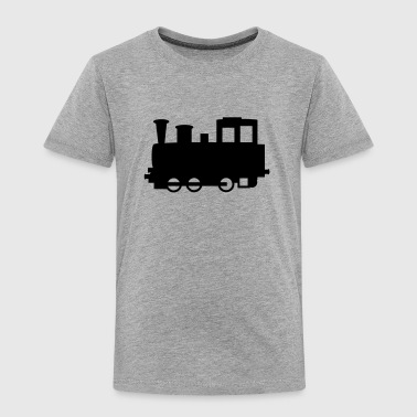 Locomotive à vapeur - Locomotive - T-shirt Premium Enfant