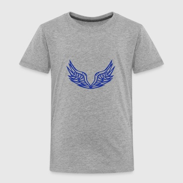 Wing birds ange_27014 - Kids' Premium T-Shirt
