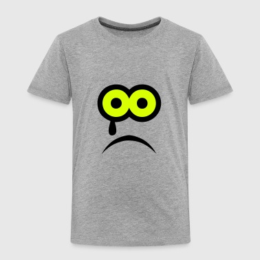 smiley triste deprime - T-shirt Premium Enfant