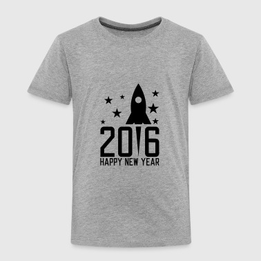 Happy New Year 2016 - Premium T-skjorte for barn
