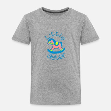 Sumu Lee Little sister - Premium T-shirt til børn