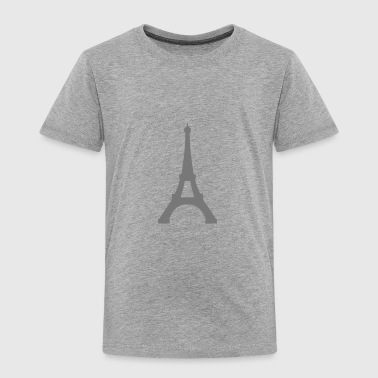 203 Eiffel tower Denkmal - Kinder Premium T-Shirt