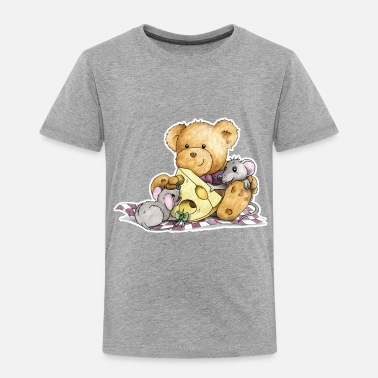 Picknick maeuse - Kinder Premium T-Shirt