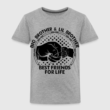 Big Brother & Lil Brother Best Friends For Life - Kids' Premium T-Shirt