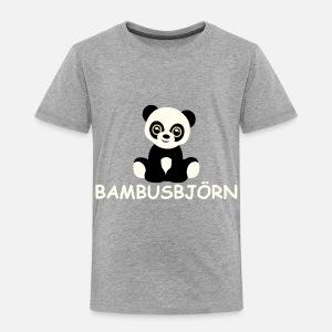 Bambus Bjorn Teenage Premium T Shirt Spreadshirt