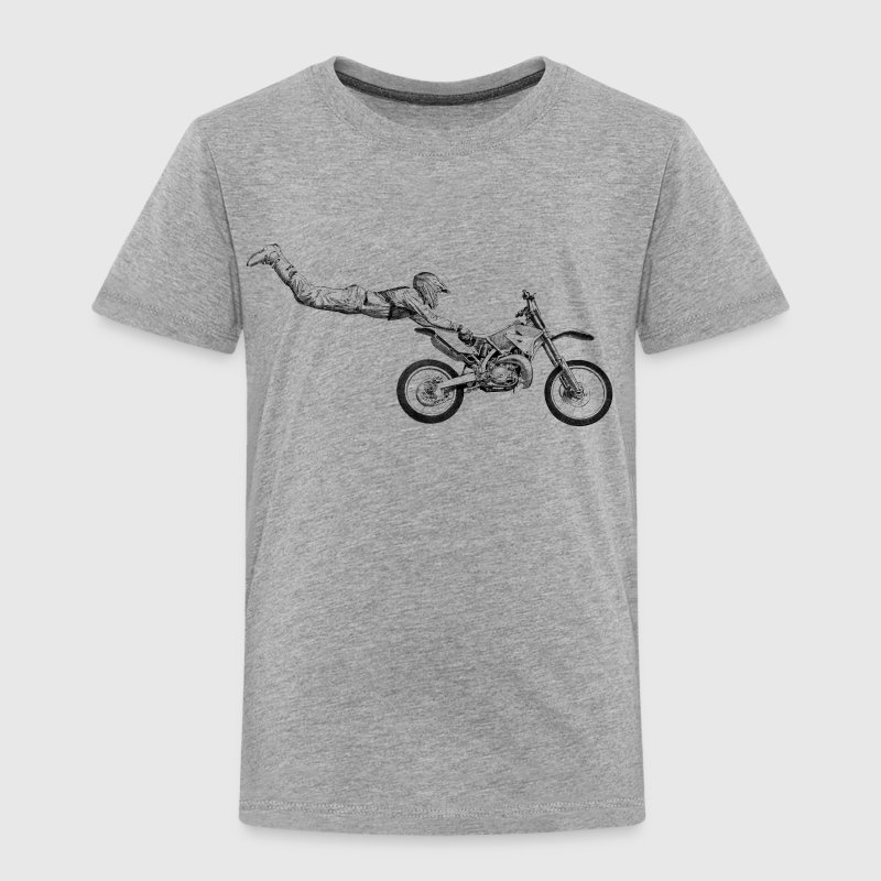 motocross freestyle - Kids' Premium T-Shirt