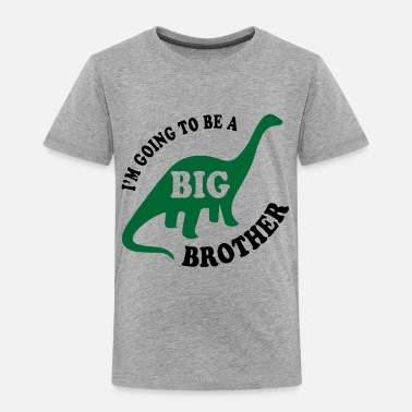 Big Brother Big Brother To Be - Kids' Premium T-Shirt