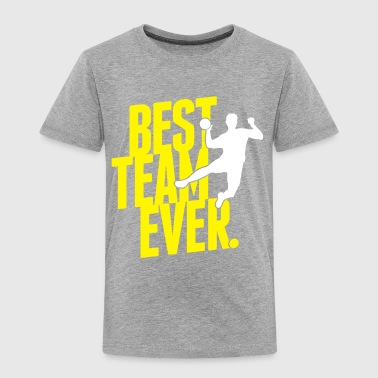 Best Team ever - Handball - Kinder Premium T-Shirt