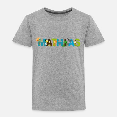 Mathias Mathias - T-shirt Premium Enfant