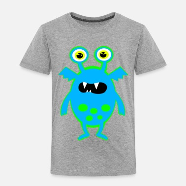 Kinder Monster Monster - Kinder Premium T-Shirt