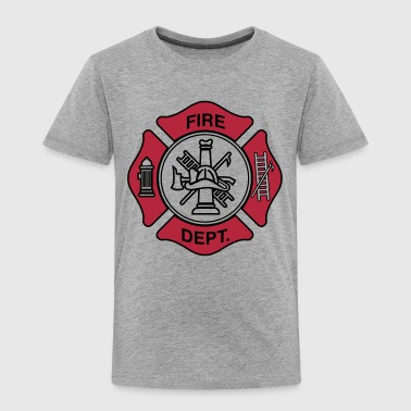 Fire Department Symbol - Kids' Premium T-Shirt