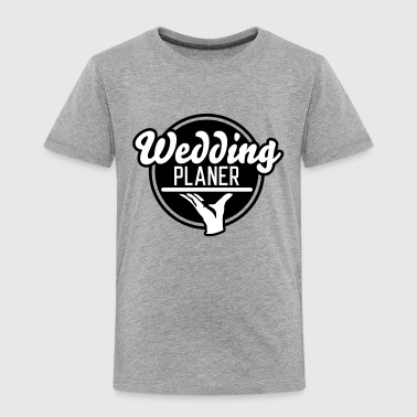 Wedding Planer - Kinder Premium T-Shirt
