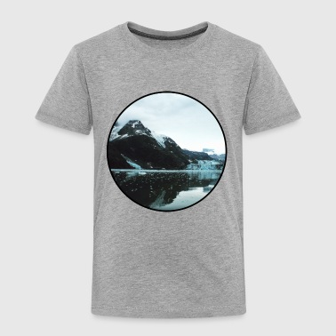 Nature - Mountains - Forest - Photography - Cool S - T-shirt Premium Enfant