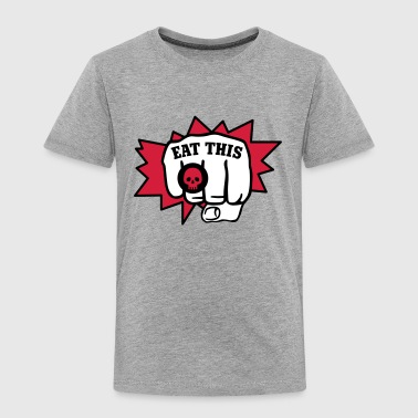 Eat this Faust - Kinder Premium T-Shirt