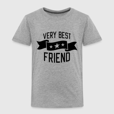 Very best Friend - Kinder Premium T-Shirt