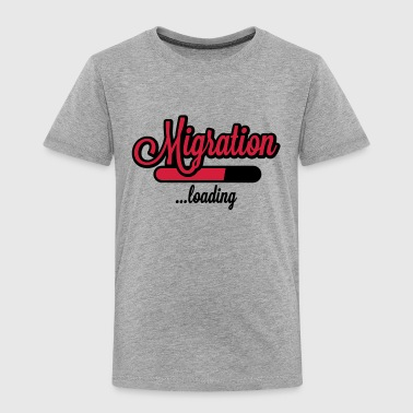 Migration loading - Kinder Premium T-Shirt