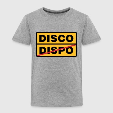 Disco Dispo - Kinder Premium T-Shirt