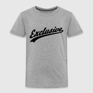 Exlusive - Kinder Premium T-Shirt