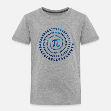 Pi Day Cosmic Pi Spiral, Mathematics, Pi Day, Universe - Premium T-shirt barn