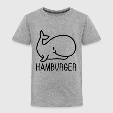Wahlhamburger - Kinder Premium T-Shirt