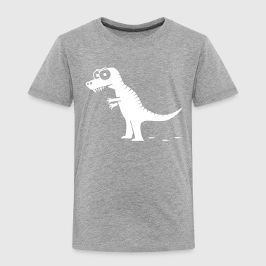 Dinosaur King T-Rex king of the dinosaurs, dragon - Kids' Premium T-Shirt