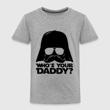 Who's your geek daddy humour citation  - T-shirt Premium Enfant