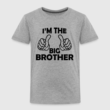 i am the big brother - Kids' Premium T-Shirt