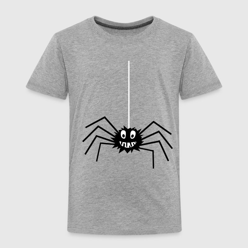 Spinne am Faden - Kinder Premium T-Shirt