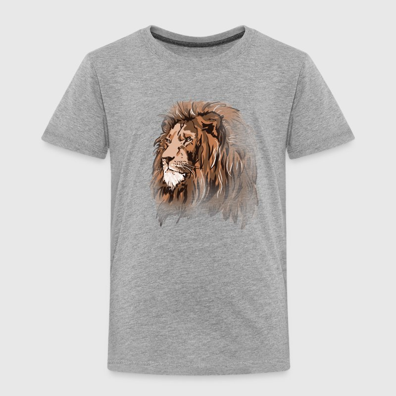 Lion - T-shirt Premium Enfant