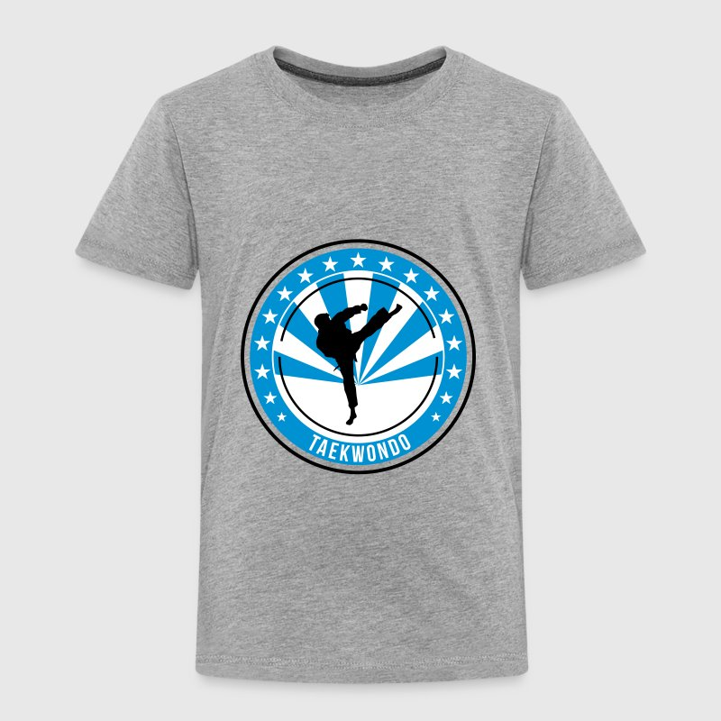 Taekwondo / Taekwondoin / Tae kwon do / Fight - Kids' Premium T-Shirt
