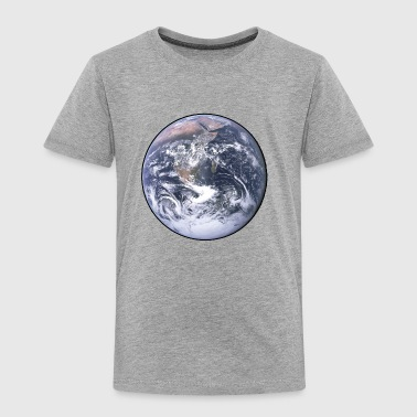 Earth - Planet - The World - Mother Earth - Kids' Premium T-Shirt