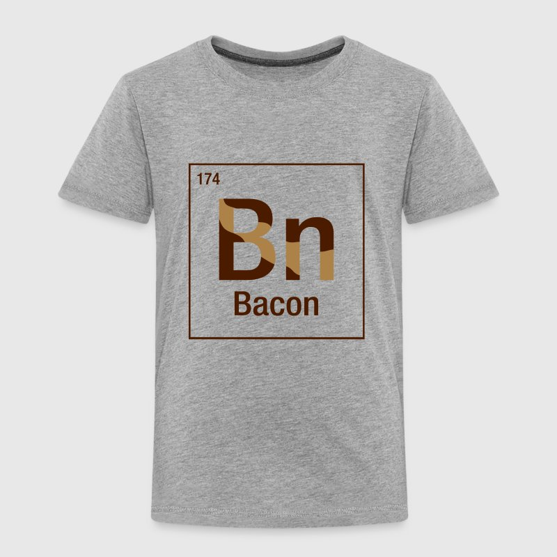 Bacon periodic table T-Shirts - Kids' Premium T-Shirt