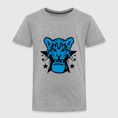football americain rugby leopards dent - T-shirt Premium Enfant