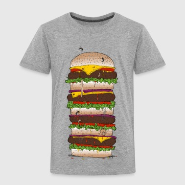 Giant Burger - Kinder Premium T-Shirt