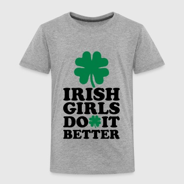 Irish girls do it better - Kinder Premium T-Shirt