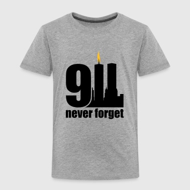 never forget 9/11 - Kinder Premium T-Shirt