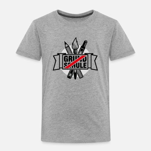 Grundschule Abschluss Kinder Premium T Shirt Spreadshirt