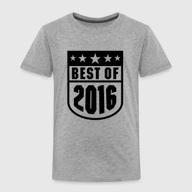 Best of 2016 - Kinder Premium T-Shirt