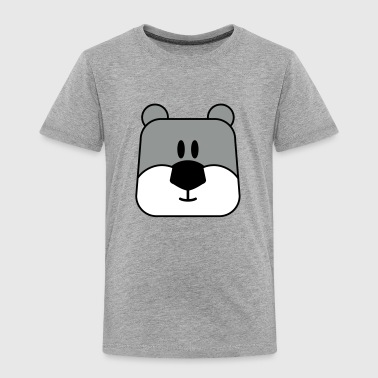 comic koala - Kinder Premium T-Shirt