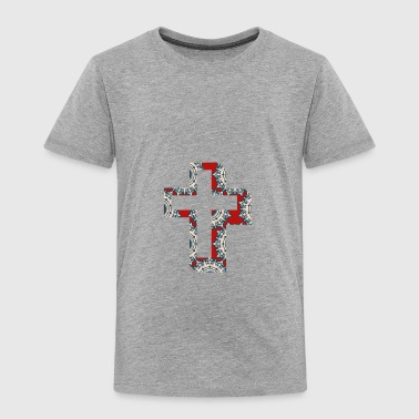 Cruz Christchurch - Camiseta premium niño