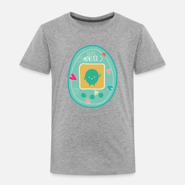 Cute Monster Cute Monster - Kinder Premium T-Shirt