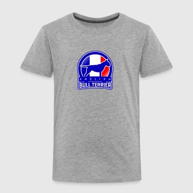Bull Terrier France - Kinder Premium T-Shirt