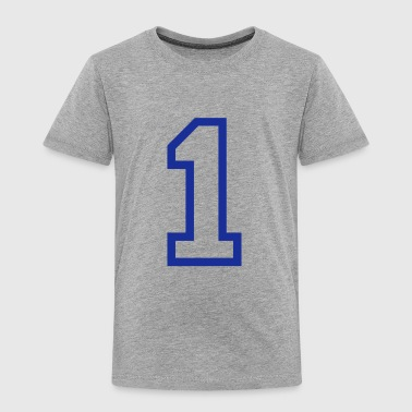THE NUMBER 1-ONE - Kids' Premium T-Shirt