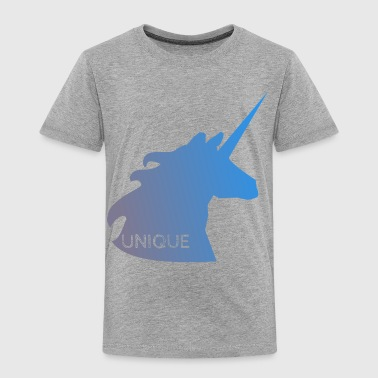 einhorn-unique - Kinder Premium T-Shirt