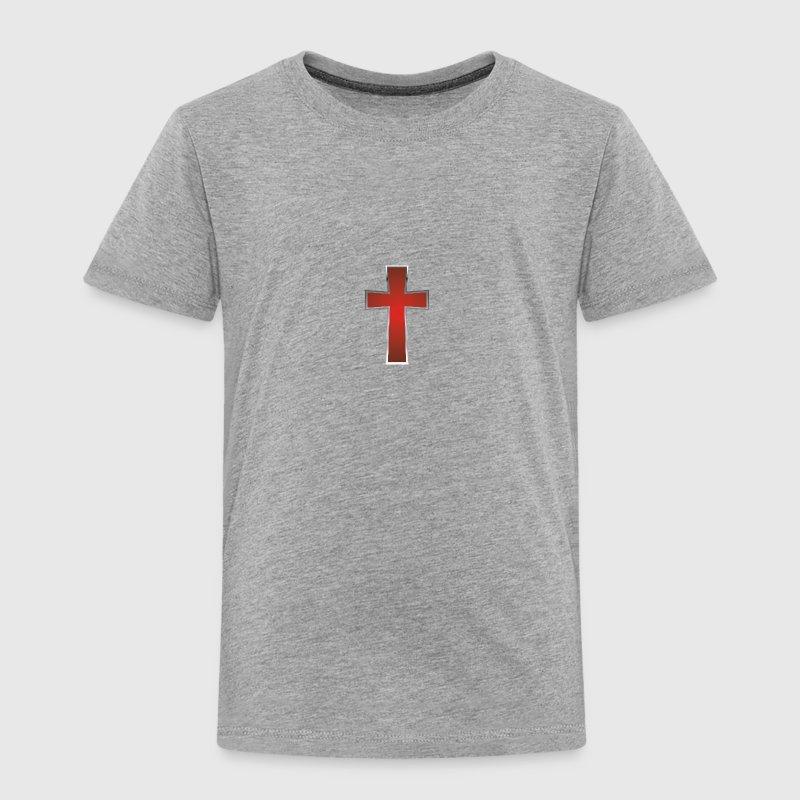 Jesus - rotes Kreuz von Selfmade Studio | Spreadshirt