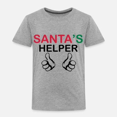 Helper SANTA'S HELPER - Kids' Premium T-Shirt
