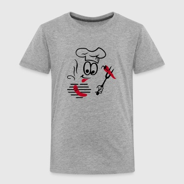 Grillparty - Kinder Premium T-Shirt