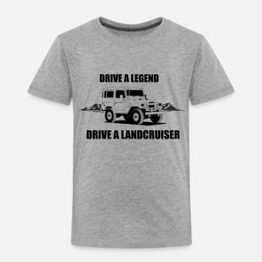 LAND CRUISER - Kids' Premium T-Shirt