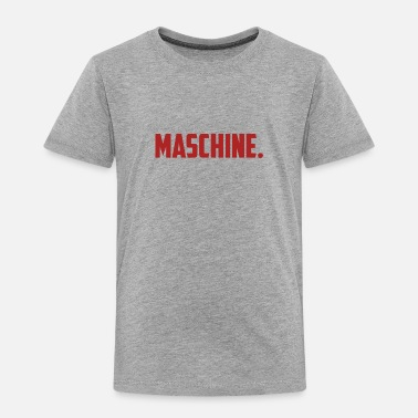 Machine machine - Kinderen premium T-shirt